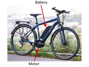 EBIKES - Ride To Work - Bath Electric Bike Commute Project
